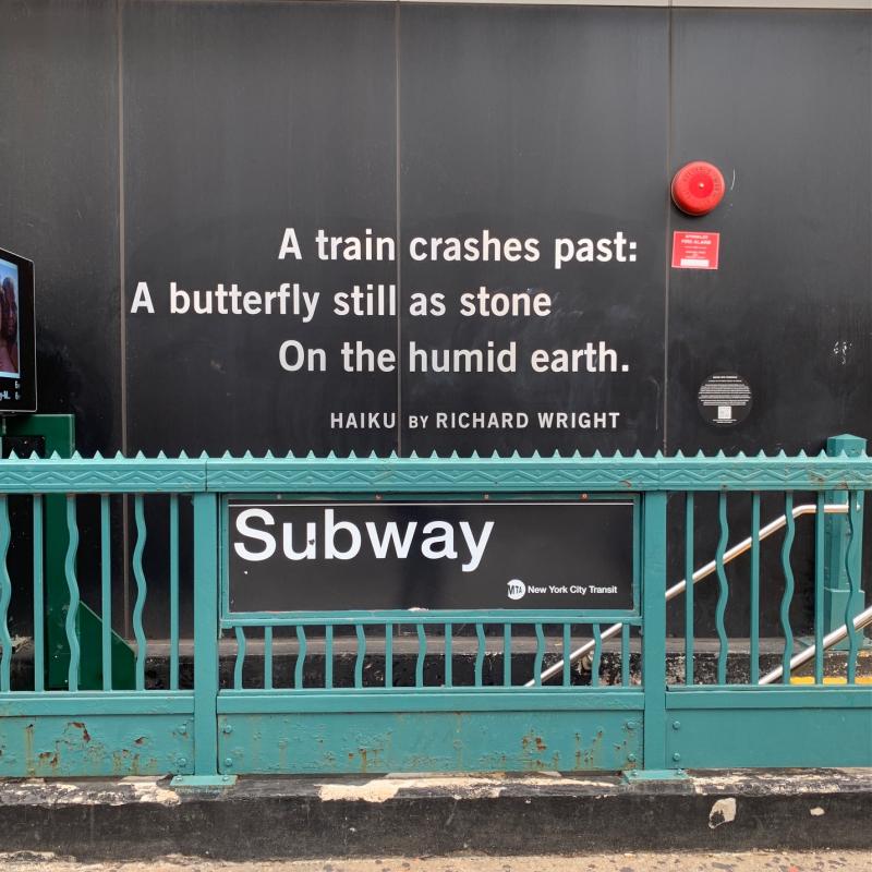 Wright Haiku